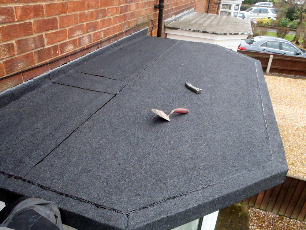 High Performance Flat Roof