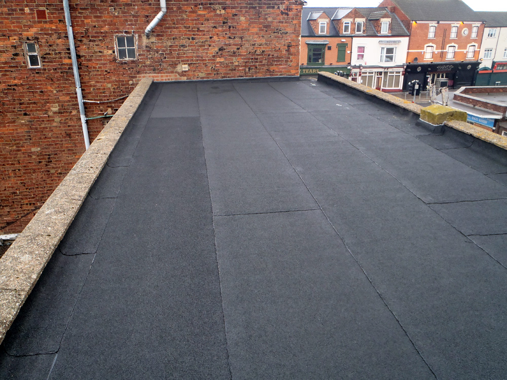 High Performance Flat Roofs
