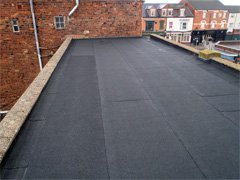 High-Performance-Flat-Roofs